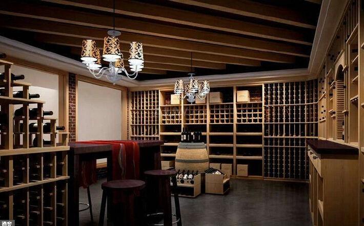 红酒窖设计
