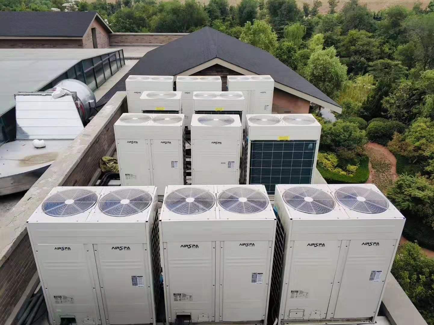 艾尔斯派讲解恒温恒湿空调机组的工作原理