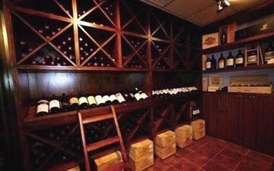别墅中的酒窖密室设计方案