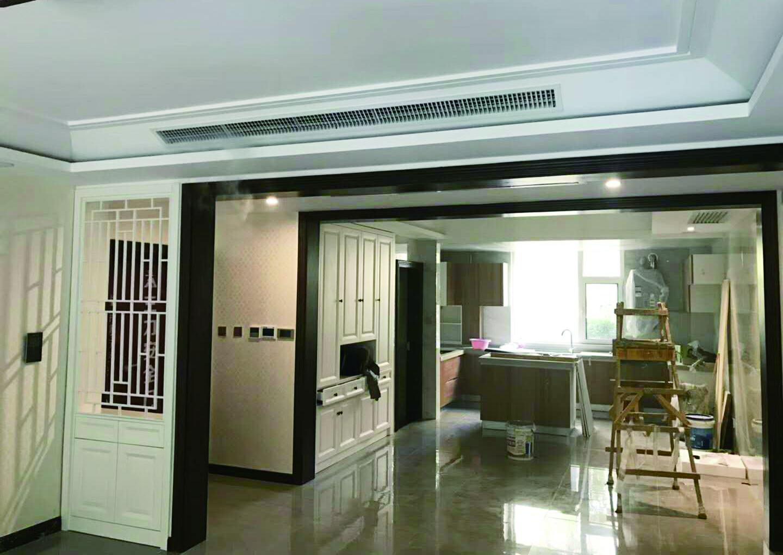 家用住宅如何选购中央空调? 四恒空调重新定义你的生活观