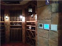 杭州地下室别墅酒窖空调案例