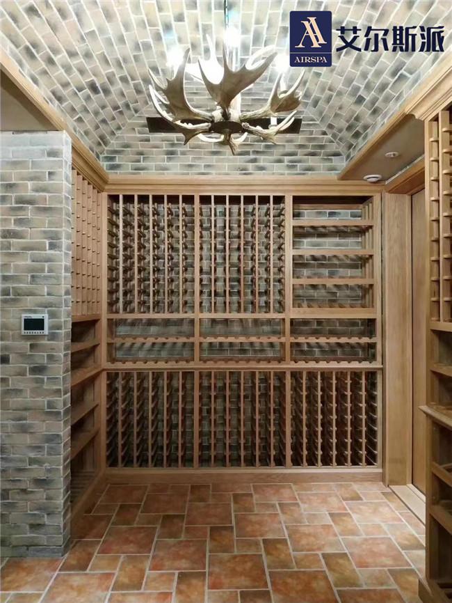 专业葡萄酒酒窖如何建设,需要什么条件?