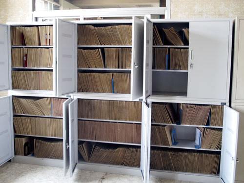冬天档案室纸质档案要防护 谨防硬化脆裂损坏