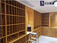 珠海酒窖空调案例
