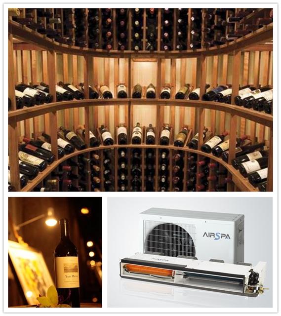 点酒窖的储存温度对葡萄酒的重要性